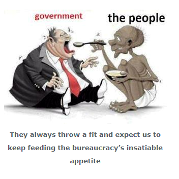 Hungry government