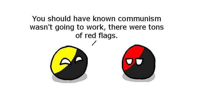Communism Red Flags